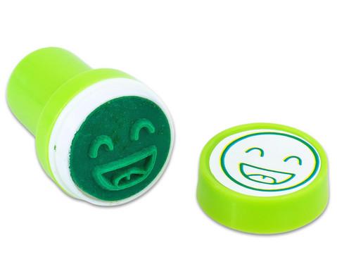 Stempel mit Emoji-Motiven-2