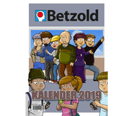 Cartoon-Kalender für Lehrer und Lehrerinnen