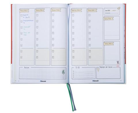 Betzold Design-Grundschulplaner 2019-2020 Hardcover-5