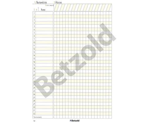 Betzold Design-Grundschulplaner 2019-2020 Hardcover-10