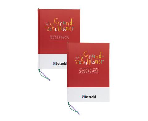 Betzold Design-Primarschulplaner 2020/2021, Hardcover