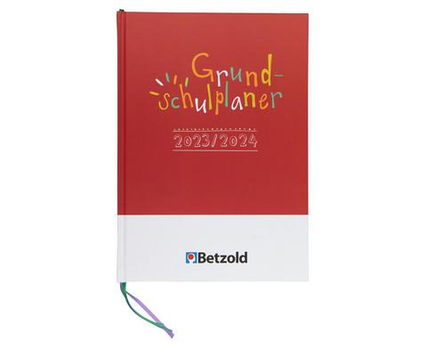 Betzold Design-Primarschulplaner 2021-2022 Hardcover