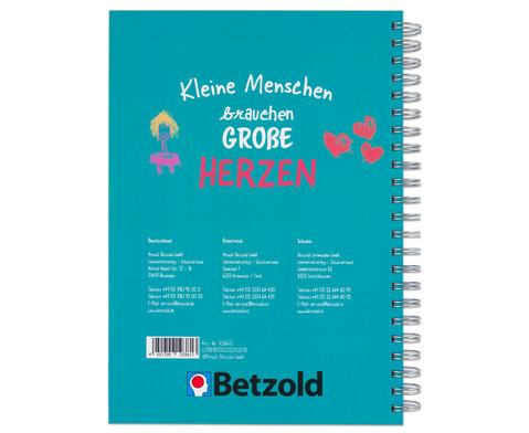 Betzold Design Kita-Planer Ringbuch DIN A4 Plus-2