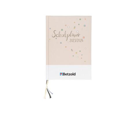 Betzold Design-Schulplaner 2020/2021, Hardcover, DIN A5