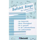 Bullshit-Bingo für Lehrer/innen, Spieleblöckchen