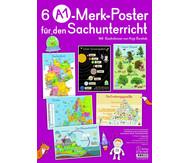 A1 Poster für den Sachunterricht