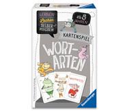 Kartenspiel Wortarten