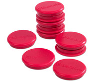 Betzold Greifmagnete 10er-Set, rot