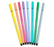 STABILO Pen 68 Pastellfarben - 8er-Etui