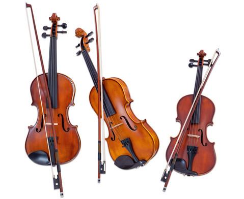 hidersine Geigen in 3 Groessen