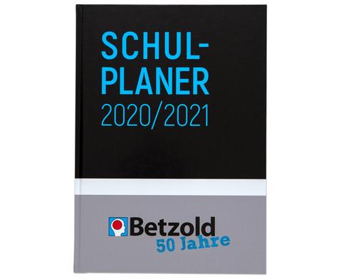 Betzold 50 Jahre Standard-Schulplaner DIN A4 plus 2020-2021