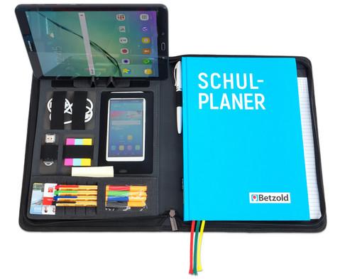 Lehrer-Ordnungsmappe mit Tabletfach