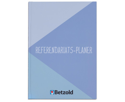 Referendariats-Planer DIN A4 plus
