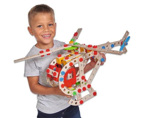 Eichhorn Constructor-Set XL 504-tlg