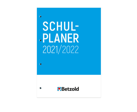 Betzold Schulplaner 2021-2022 Loseblattsammlung