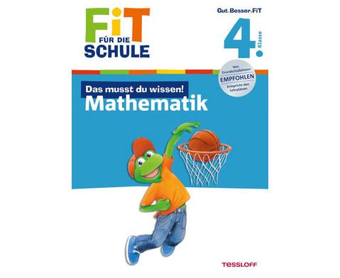 Das musst Du wissen  Mathematik 4 Klasse