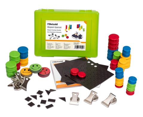Betzold Magnet-Sparset in Aufbewahrungsbox