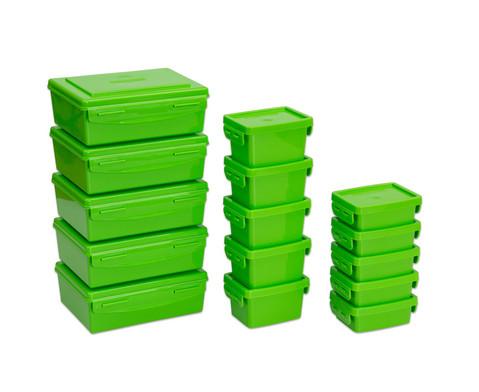 Betzold Aufbewahrungsboxen-Set - 15-tlg