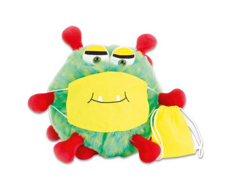 Breezy Virus Handpuppe