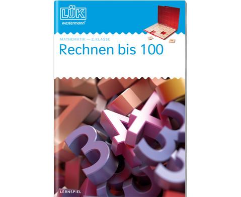 LUEK Rechnen bis 100 Mathematik 2 Klasse