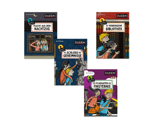 DUDEN Escape-Raetsel-Buch